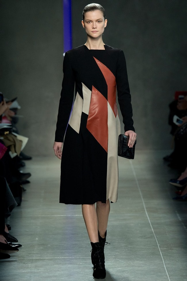 MILAN FASHION WEEK Bottega Veneta RTW Fall 2014. www.imageamplified.com, Image Amplified (10)