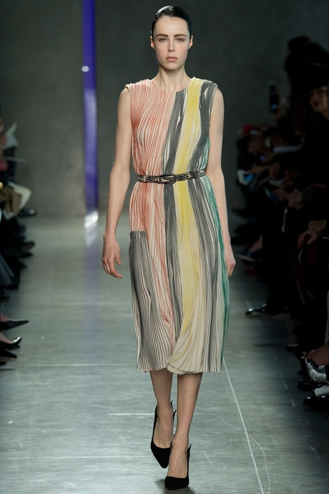 MILAN FASHION WEEK Bottega Veneta RTW Fall 2014. www.imageamplified.com, Image Amplified (31)