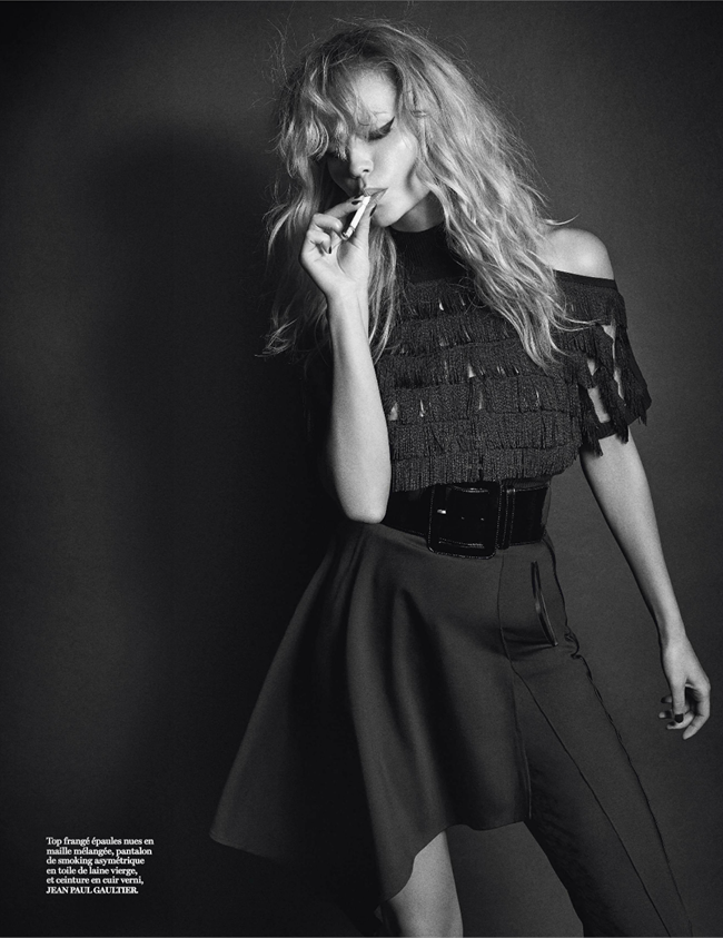VOGUE PARIS Natasha Poly in Darling by Mario Sorrenti. Jane  How, March 2014, www.imageamplified.com, Image Amplified (2)