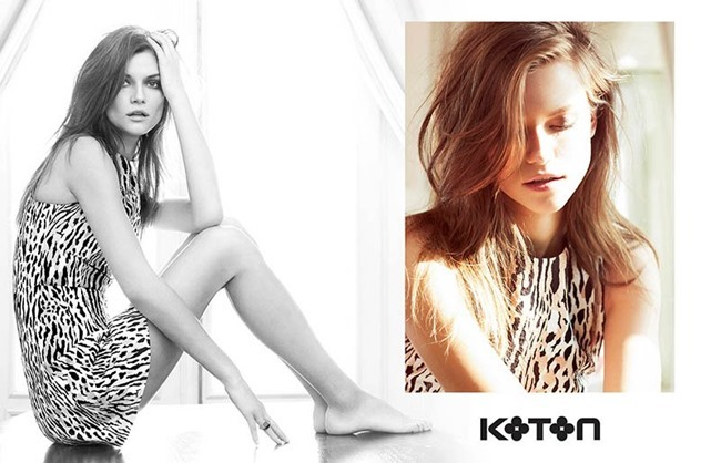CAMPAIGN Kasia Struss for Koton Spring 2014 by Emre Dogru. www.imageamplified.com, Image Amplified (3)