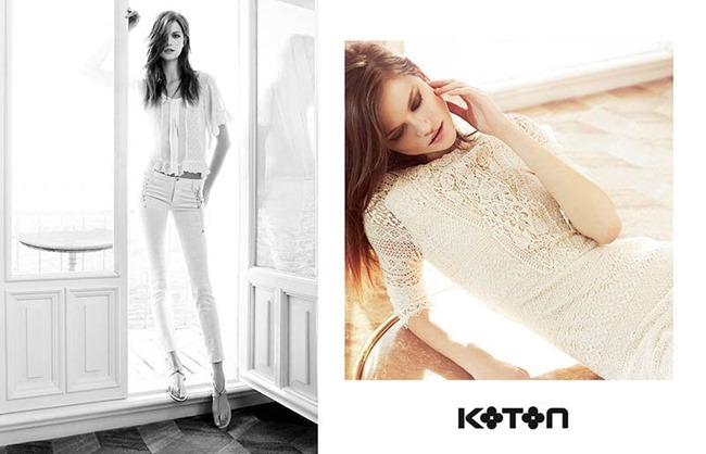 CAMPAIGN Kasia Struss for Koton Spring 2014 by Emre Dogru. www.imageamplified.com, Image Amplified (6)