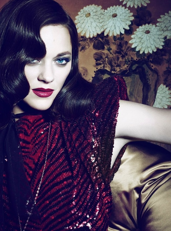 INTERVIEW MAGAZINE Marion Cotillard by Craig McDean. Karl Templer, March 2014, www.imageamplified.com, Image Amplified (7)