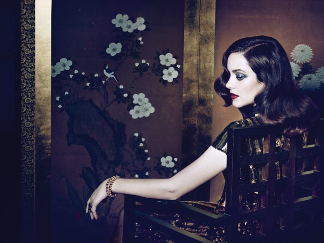INTERVIEW MAGAZINE Marion Cotillard by Craig McDean. Karl Templer, March 2014, www.imageamplified.com, Image Amplified (5)