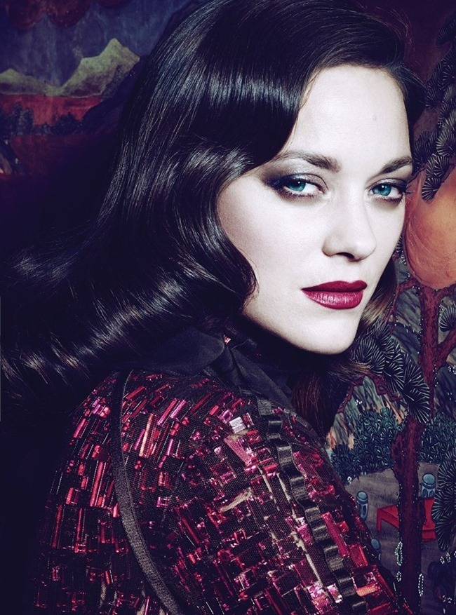 INTERVIEW MAGAZINE Marion Cotillard by Craig McDean. Karl Templer, March 2014, www.imageamplified.com, Image Amplified (6)