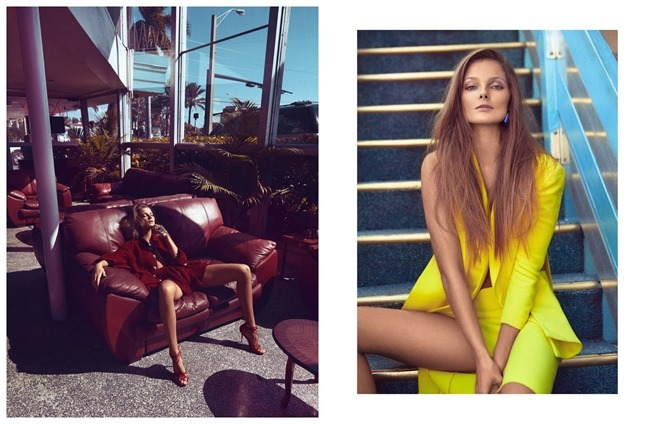 VOGUE MEXICO Eniko Mihalik by Koray Birand. Sarah Gore Reeves, March 2014, www.imageamplified.com, Image Amplified (7)