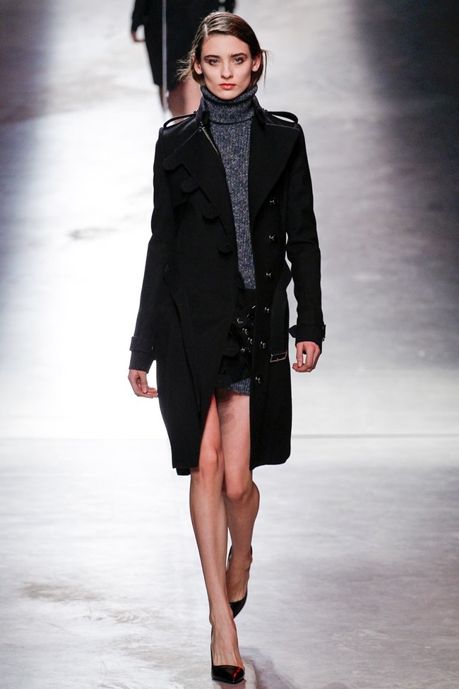 PARIS FASHION WEEK Anthony Vaccarello Fall 2014. www.imageamplified.com, Image Amplified (18)