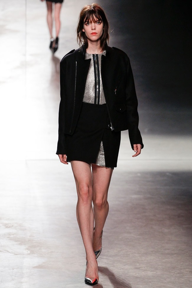 PARIS FASHION WEEK Anthony Vaccarello Fall 2014. www.imageamplified.com, Image Amplified (31)