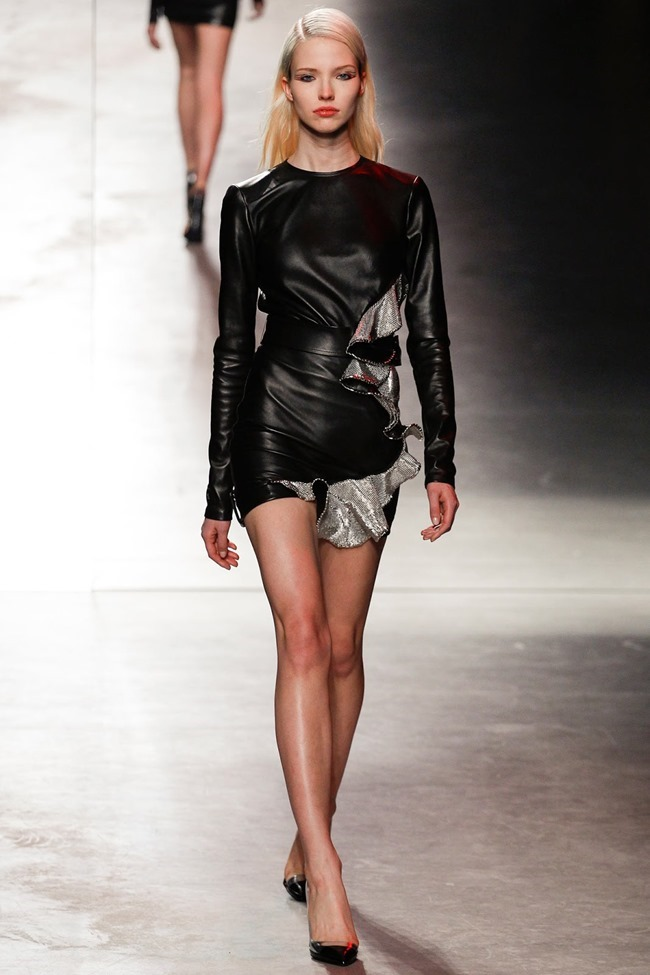 PARIS FASHION WEEK Anthony Vaccarello Fall 2014. www.imageamplified.com, Image Amplified (36)