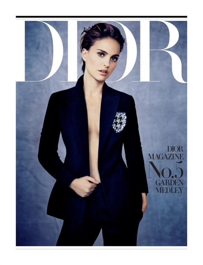 DIOR MAGAZINE Natalie Portman by Paolo Roversi. Kate Young, Spring 2014, www.imageamplified.com, Image Amplified (3)