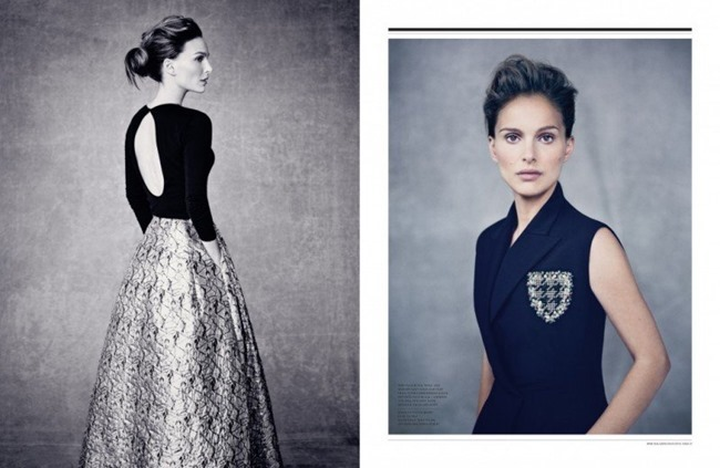 DIOR MAGAZINE Natalie Portman by Paolo Roversi. Kate Young, Spring 2014, www.imageamplified.com, Image Amplified (6)