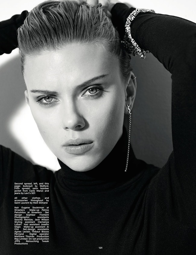DAZED & CONFUSED MAGAZINE Scarlett Johansson by Benjamin Alexander Huseby. Jacob K, March 2014, www.imageamplified.com, Image Amplified (1)