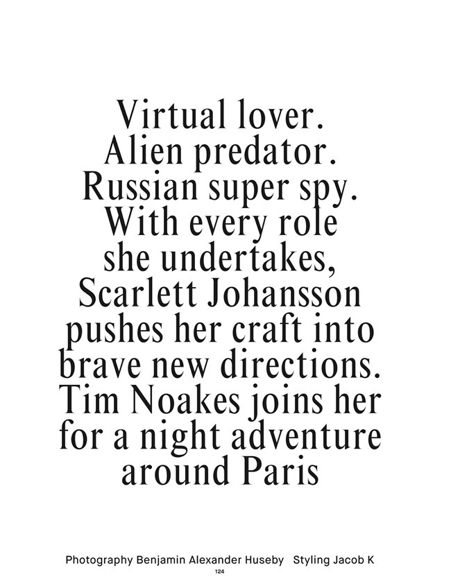 DAZED & CONFUSED MAGAZINE Scarlett Johansson by Benjamin Alexander Huseby. Jacob K, March 2014, www.imageamplified.com, Image Amplified (9)