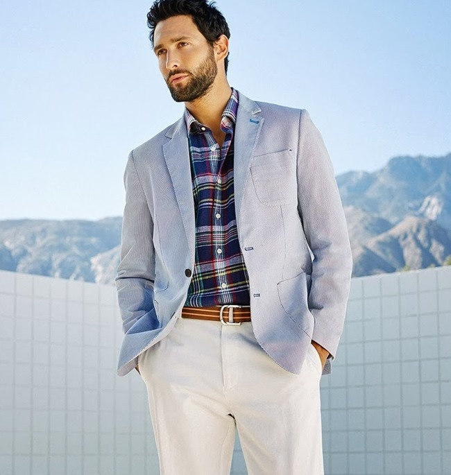 CATALOGUE Noah Mills for Neiman Marcus Spring 2014. www.imageamplified.com, Image amplified (1)
