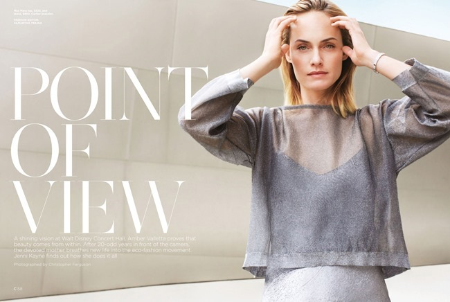 CALIFORNIA STYLE MAGAZINE Amber Valletta in Point of View by Christopher Ferguson. March 2014, www.imageamplified.com, Image Amplified (6)
