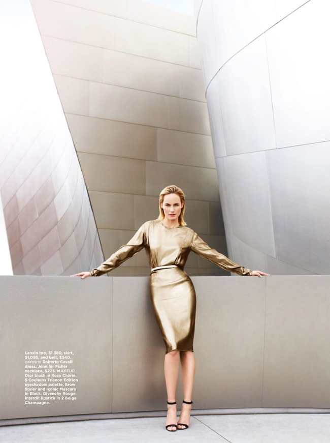 CALIFORNIA STYLE MAGAZINE Amber Valletta in Point of View by Christopher Ferguson. March 2014, www.imageamplified.com, Image Amplified (2)