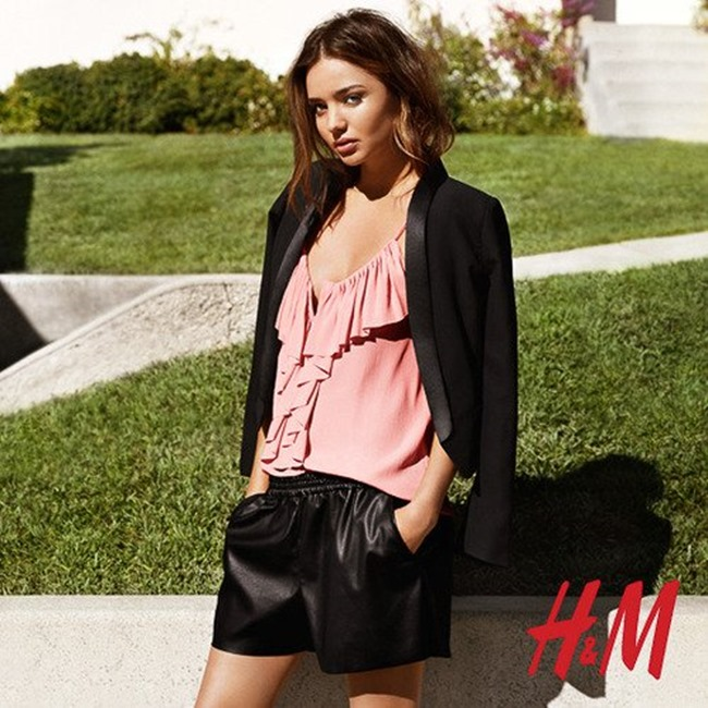 CAMPAIGN Miranda Kerr for H&M Spring 2014. www.imageamplified.com, Image Amplified (4)