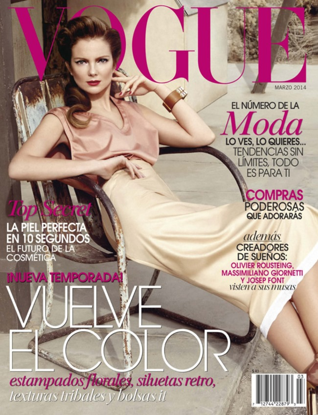VOGUE MEXICO Eniko Mihalik by Yu Tsai. Sarah Gore-Reeves, March 2014, www.imageamplified.com, Image Amplified (1)