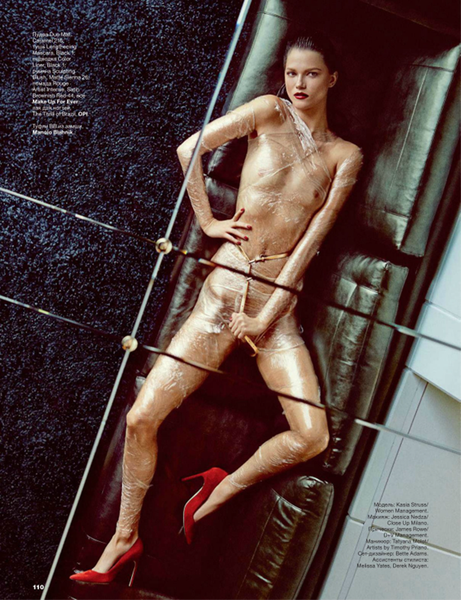 ALLURE MAGAZINE Kasia Struss in Create A Goddess by Giampaolo Sgura. Anya Ziourova, April 2014, www.imageamplified.com, Image Amplified (4)