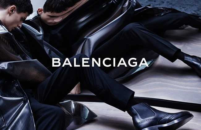 CAMPAIGN Chamberlain Hinkley for Balenciaga Spring 2014 by Josh Olins. Robbie Spencer, www.imageamplified.com, Image Amplified (1)
