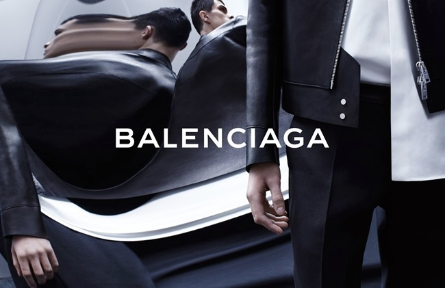 CAMPAIGN Chamberlain Hinkley for Balenciaga Spring 2014 by Josh Olins. Robbie Spencer, www.imageamplified.com, Image Amplified (3)