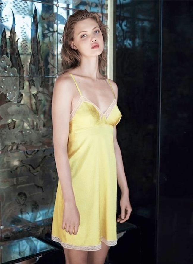 CAMPAIGN Lindsey Wixson for Eres Spring 2014, www.imageamplified.com, Image Amplified (1)