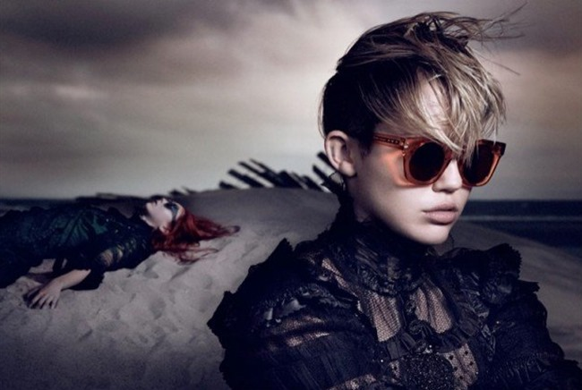 CAMPAIGN Miley Cyrus for Marc Jacobs Spring 2014 by David Sims. www.imageamplified.com, Image Amplified (8)