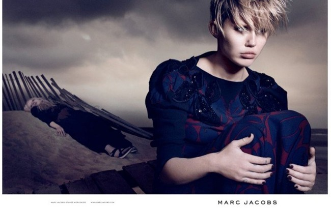 CAMPAIGN Miley Cyrus for Marc Jacobs Spring 2014 by David Sims. www.imageamplified.com, Image Amplified (1)