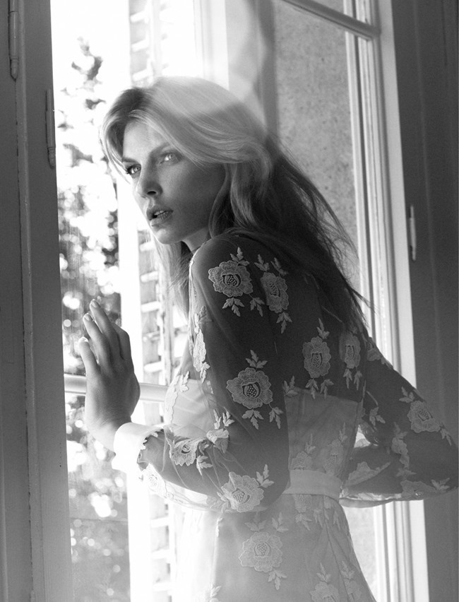 ELLE RUSSIA Angela Lindvall by Xavi Gordo. Daria Anichkina, March 2014, www.imageamplified.com, Image amplified (7)