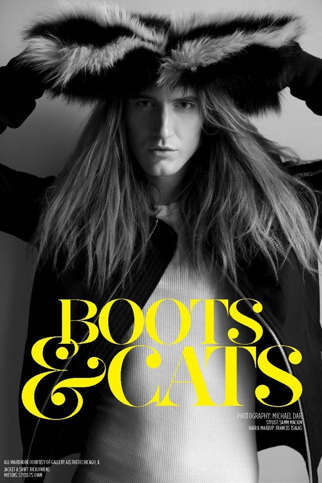 FEATURED PHOTOGRAPHER Boots & Cats by Michael Dar. Samm Mackin, Spring 2014, www.imageamplified.com, Image Amplified (2)