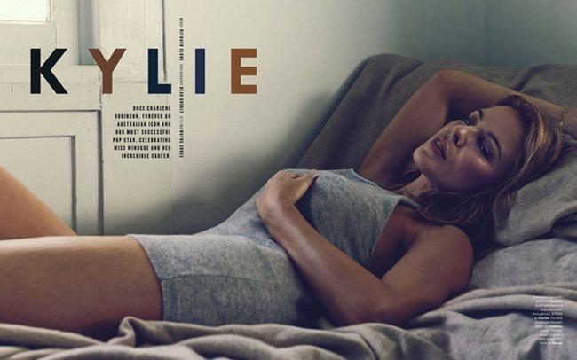 GQ AUSTRALIA Kylie Minogue, Jordan Stenmark & Zac Stenmark by Beau Grealy. Wayne Gross, April 2014, www.imageamplified.com, Image Amplified (2)