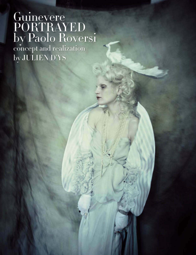VOGUE ITALIA Guinever Van Seenus by Paolo Roversi. Julien D'Ys, March 2014, www.imageamplified.com, Image Amplified (3)