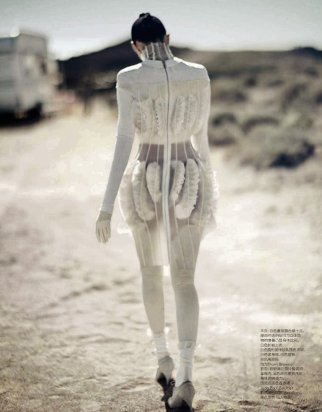 VOGUE CHINA Isabeli Fontana in Desert Song by Boo George. Beat Bollinger, April 2014, www.imageamplified.com, Image Amplified (8)