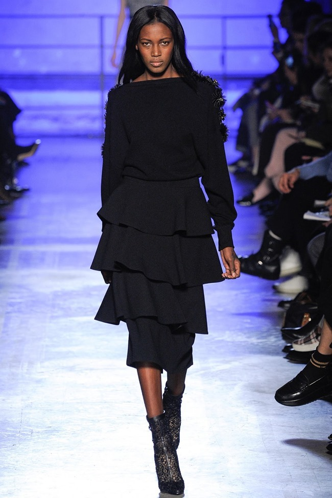 PARIS FASHION WEEK Emanuel Ungaro RTW Fall 2014. www.imageamplified.com, Image amplified (3)