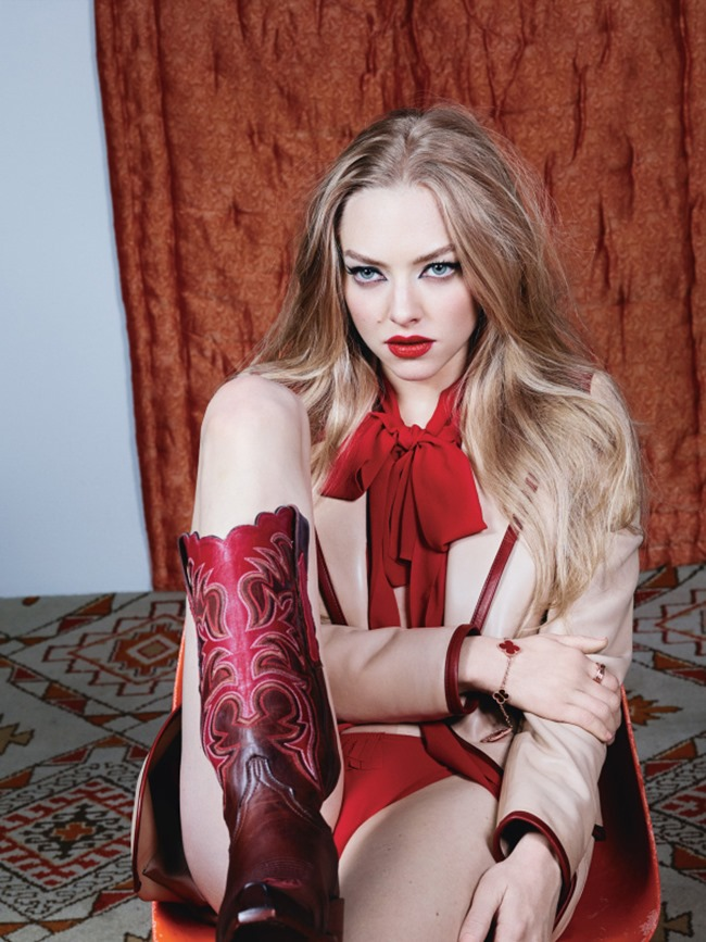 W MAGAZINE Amanda Seyfried in Go West Go Wild by Craig McDean. Edward Enninful, April 2014, www.imageamplified.com, Image Amplified (7)