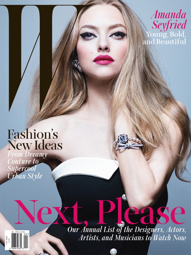 W MAGAZINE Amanda Seyfried in Go West Go Wild by Craig McDean. Edward Enninful, April 2014, www.imageamplified.com, Image Amplified (8)