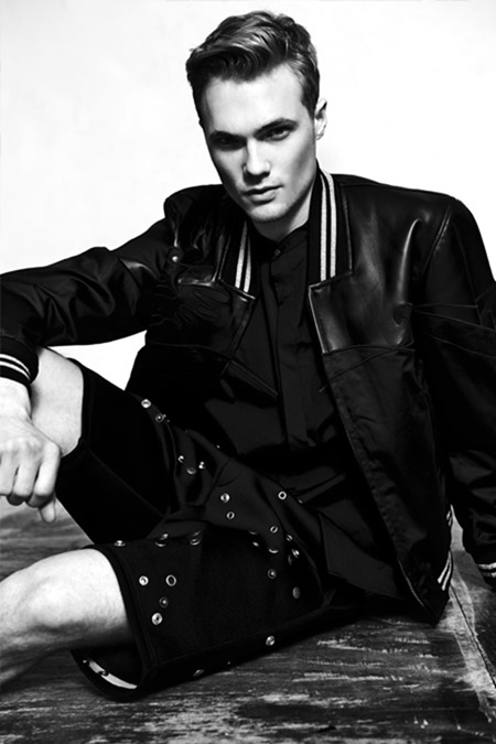 CAMPAIGN Justin Taylor in 3.1 Phillip Lim Spring 2014 for Owen by Eric White. Nick Alvarez, www.imageamplified.com, Image amplified (8)