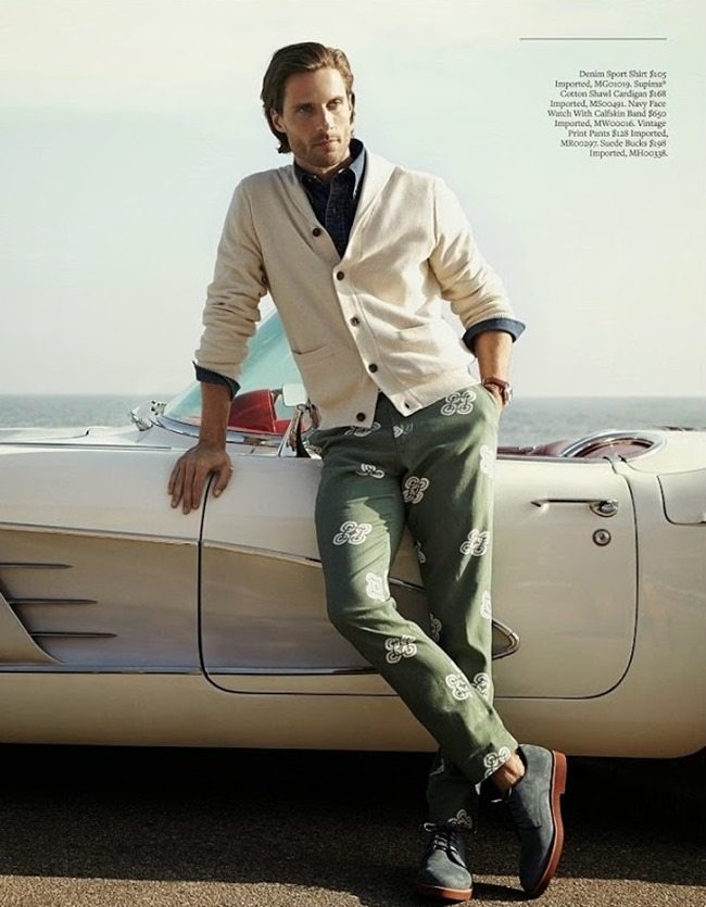 CAMPAIGN Tommy Dunn for Brooks Brothers Spring 2014. www.imageamplified.com, Image Amplified (5)