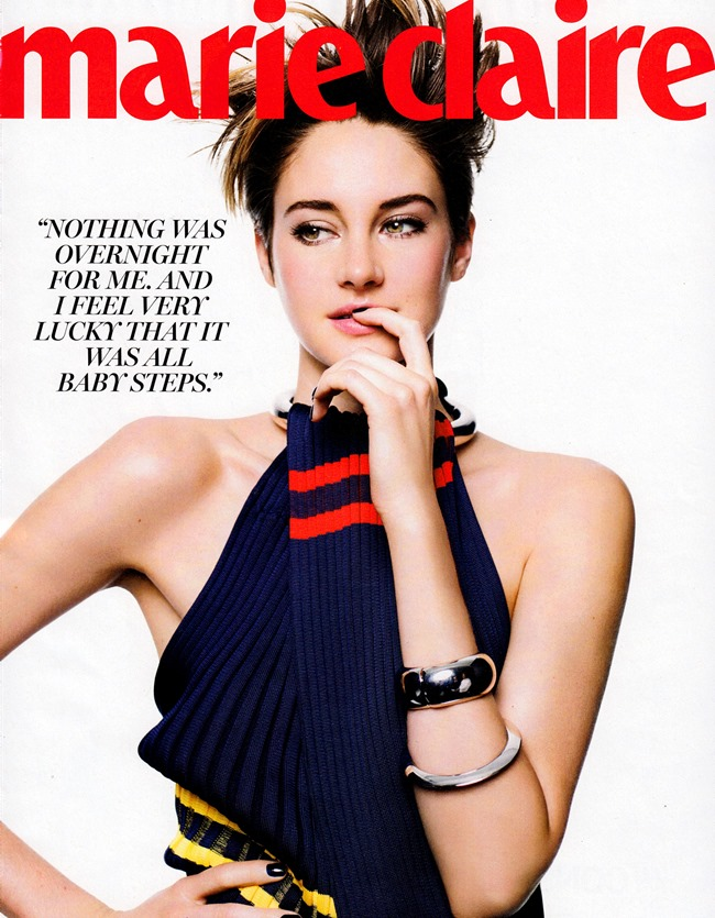 MARIE CLAIRE MAGAZINE Shailene Woodley by Jan Welters. April 2014, www.imageamplified.com, Image Amplified (4)