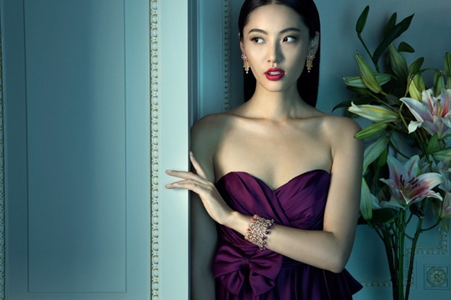 PRESTIGE MAGAZINE Du Juan & Vonnie Chen in Van Cleef & Arpels by Richard Ramos. Denise Ho, Spring 2014, www.imageamplified.com, Image amplified (3)