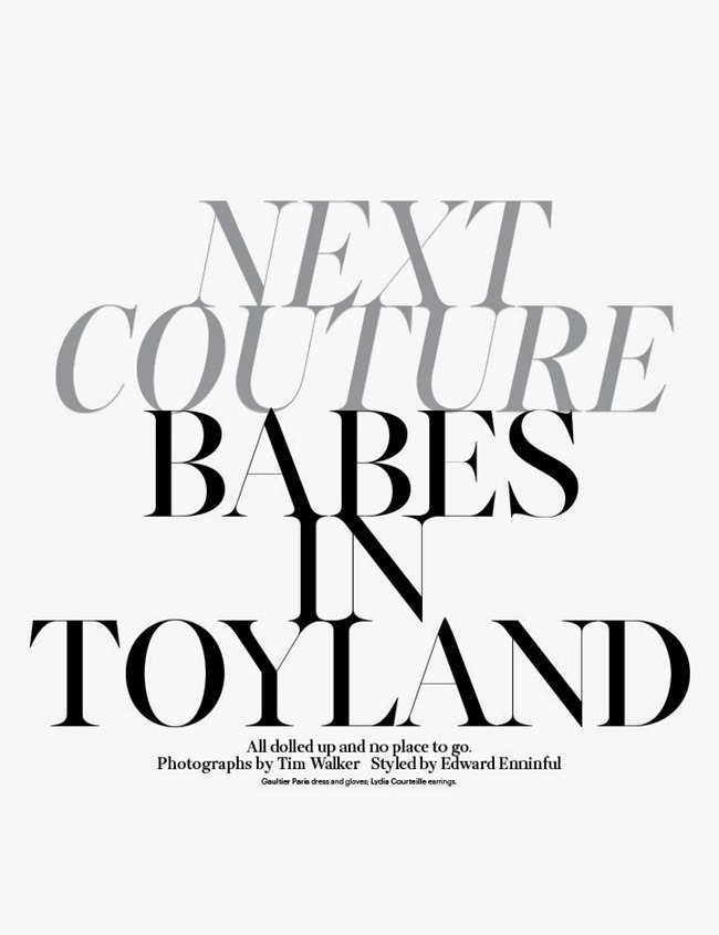 W MAGAZINE Next Couture Babes In Toyland by Tim Walker. Edward Enninful, April 2014, www.imageamplified.com, Image Amplified (7)
