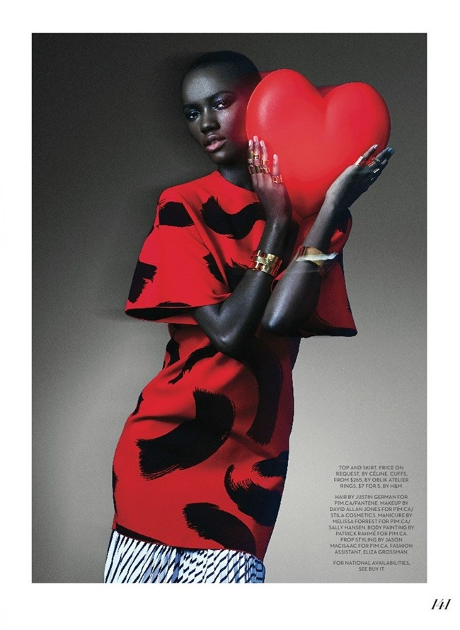 FASHION MAGAZINE Herieth Paul by Gabor Jurina. George Antonopoulos, April 2014, www.imageamplified.com, Image Amplified (1)