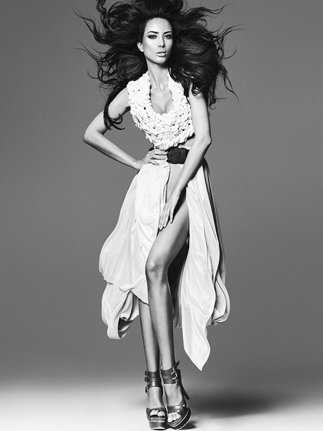 IMAGE AMPLIFIED EXCLUSIVE Raquel Balencia in Modern Heroine by Joseph Cardo. Spring 2014, www.imageamplified.com, Image Amplified (5)