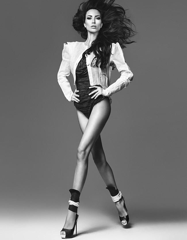 IMAGE AMPLIFIED EXCLUSIVE Raquel Balencia in Modern Heroine by Joseph Cardo. Spring 2014, www.imageamplified.com, Image Amplified (3)