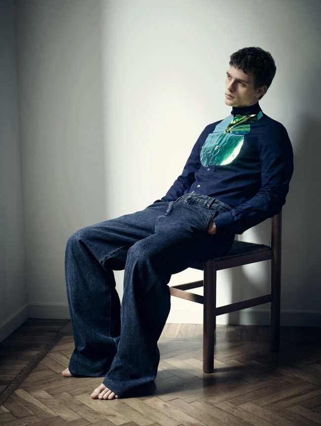 THE GREATEST MAGAZINE Arthur Gosse by Lowe H. Seger. Matteo Grego, Spring 2014, www.imageamplified.com, Image Amplified (3)