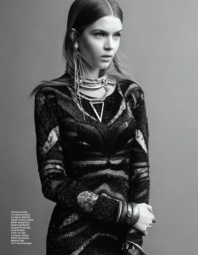 L'OFFICIEL MEXICO Josephine Skriver by Andrew Yee. Christopher Campbell, April 2014, www.imageamplified.com, Image Amplified (4)