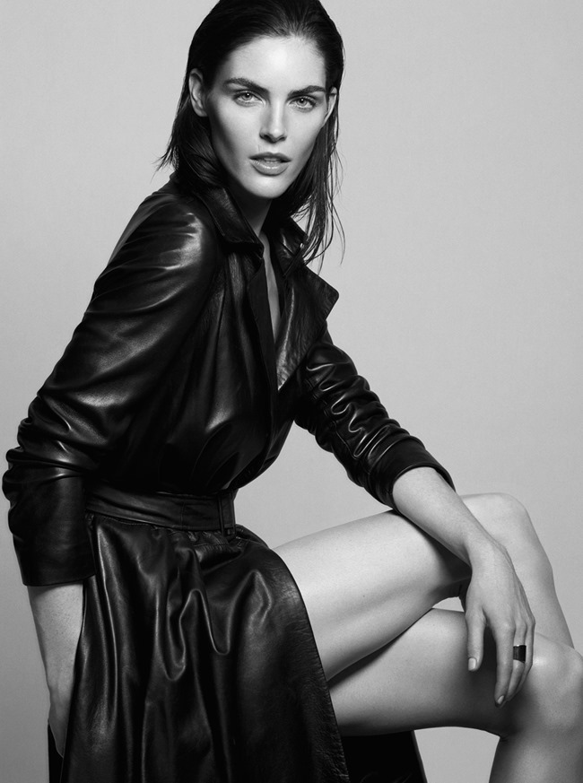 MODELS.COM Hilary Rhoda in Icons by Santiago & Mauricio. Elizabeth Sylcer, Spring 2014, www.imageamplified.com, Image Amplified (1)