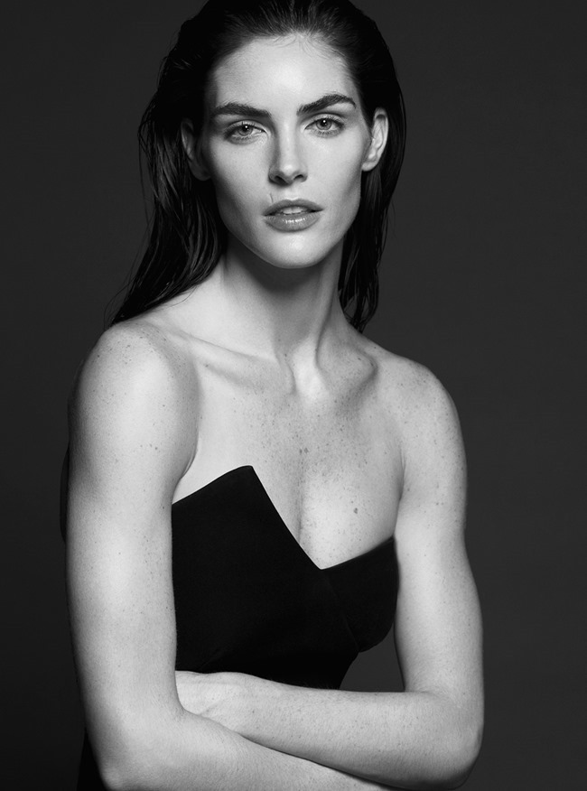 MODELS.COM Hilary Rhoda in Icons by Santiago & Mauricio. Elizabeth Sylcer, Spring 2014, www.imageamplified.com, Image Amplified (4)