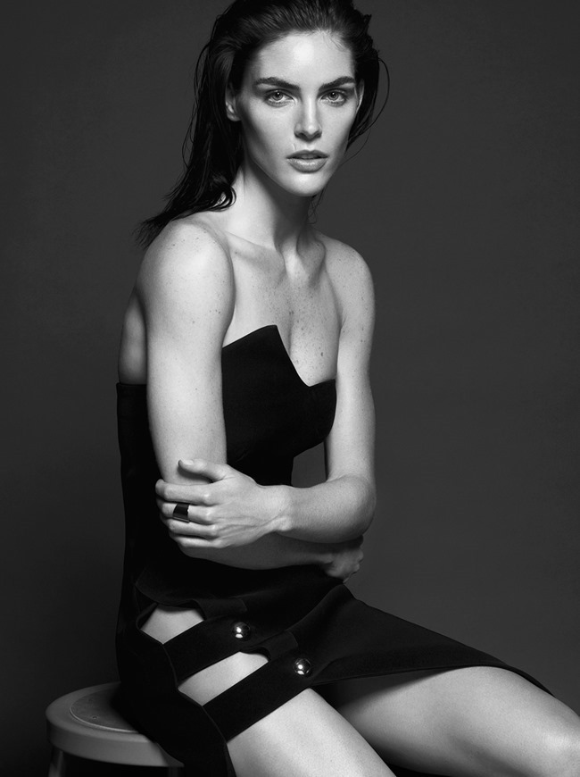 MODELS.COM Hilary Rhoda in Icons by Santiago & Mauricio. Elizabeth Sylcer, Spring 2014, www.imageamplified.com, Image Amplified (5)