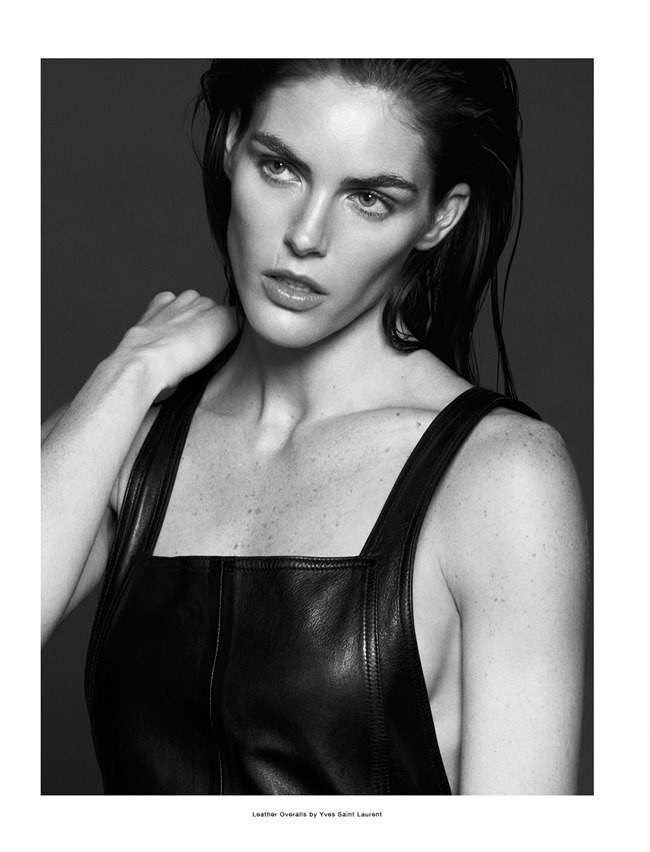MODELS.COM Hilary Rhoda in Icons by Santiago & Mauricio. Elizabeth Sylcer, Spring 2014, www.imageamplified.com, Image Amplified (8)