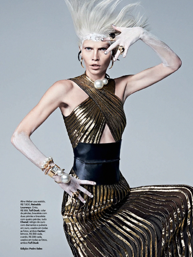 VOGUE BRAZIL Aline Weber in Guerreira Urbana by Zee Nunes. Pedro Sales, April 2014, www.imageamplified.com, Image Amplified (1)
